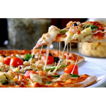 """Оригинальный рецепт приготовления пиццы """"по-гречески"""" БЕЗ ДУХОВКИ!"""
